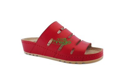 9a42d5bb6b75 zdravotna obuv 8842 cervena